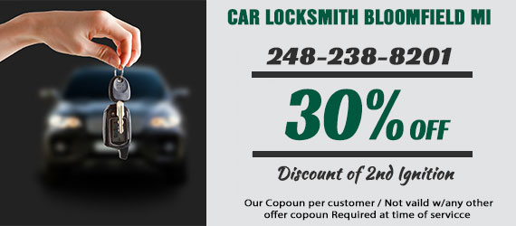 Car Locksmith Bloomfield MI